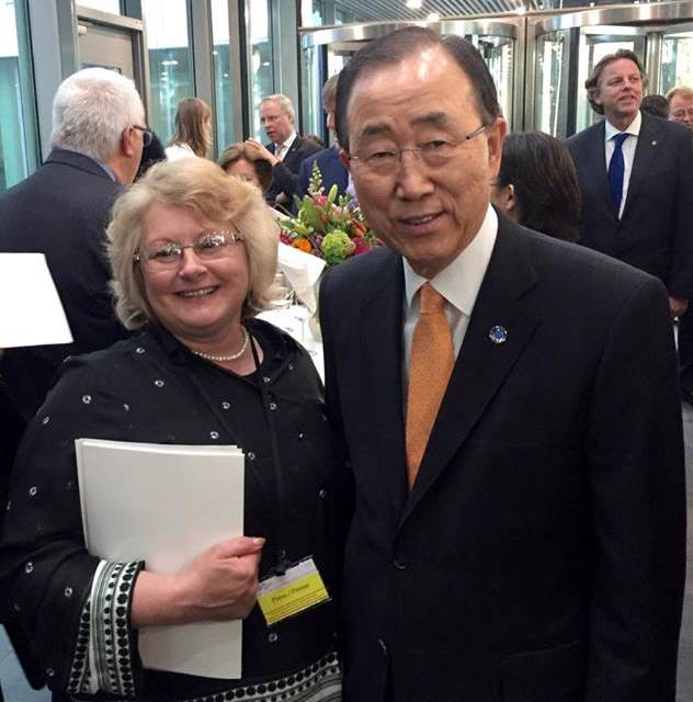 A Woman of Conviction CL w-Ban Ki Moon